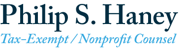 Philip S. Haney Associates logo